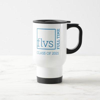 FLVS Full Time 2021 Travel Mug