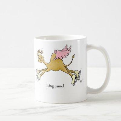 Flying Camel Mug