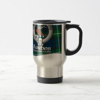 Forbes Clan Travel Mug