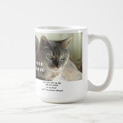 Forever Changed Pet Memorial Mug