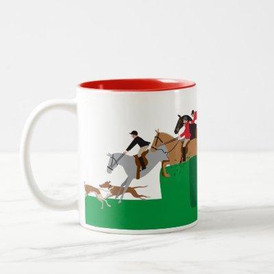 Foxhunt Mug