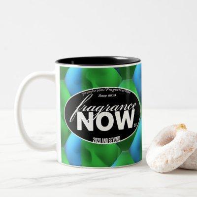 Fragrance NOW 7-year Anniversary Mug