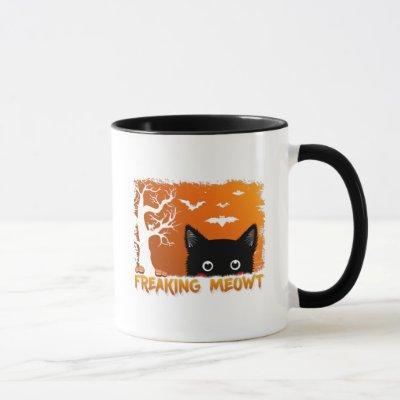 Freaking Meowt Mug