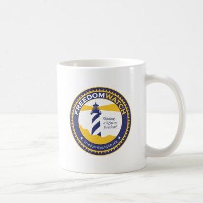 Freedom Watch Coffee Mug