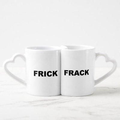 Frick & Frack Mug