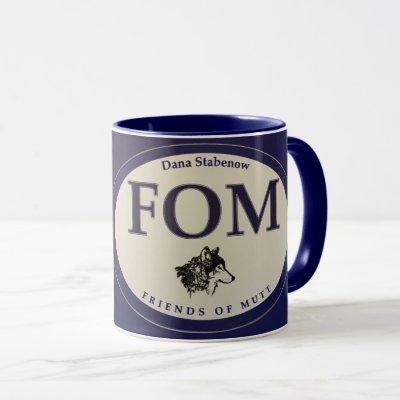 Friends of Mutt mug