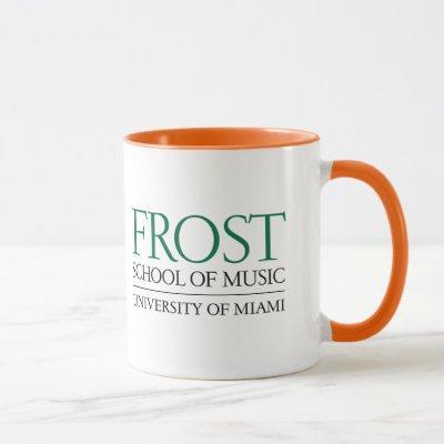 Frost School of Music Logo 2 Mug