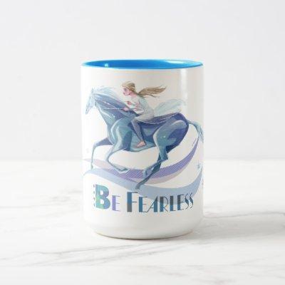 Frozen 2   Elsa & the Water Nokk Two-Tone Coffee Mug
