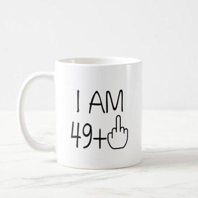 Funny 50th Birthday Coffee Mug