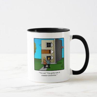 "Funny Architect Humor Mug Gift ""Spectickles"""