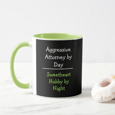 Funny Attorney Office Mugs