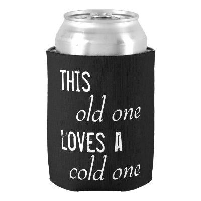 Funny Birthday © Gag Gift Can Cooler