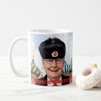 Funny Moscow Mitch Coffee Mug