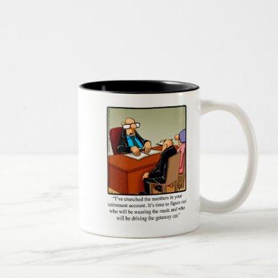 Funny Retirement Humor Mug Gift