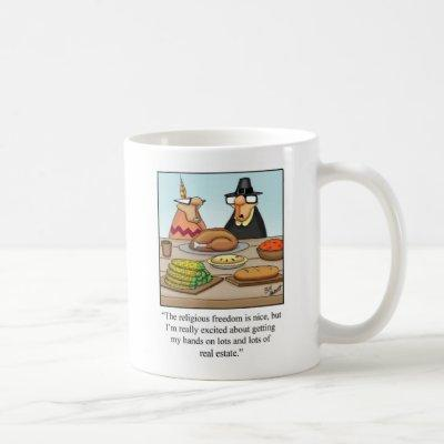 Funny Thanksgiving Humor Mug Gift