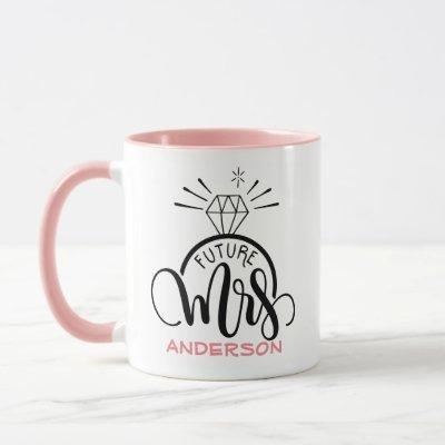 Future MRS - Personalized engagement Mug