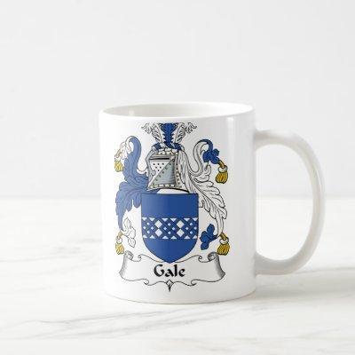 Gale Family Crest Coffee Mug