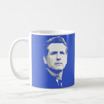Gavin Newsom Coffee Mug