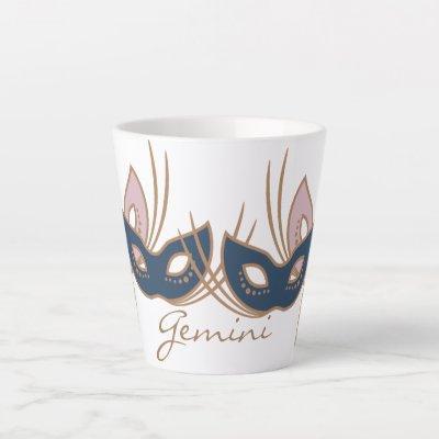 Gemini Zodiac Boho Coffee Mug