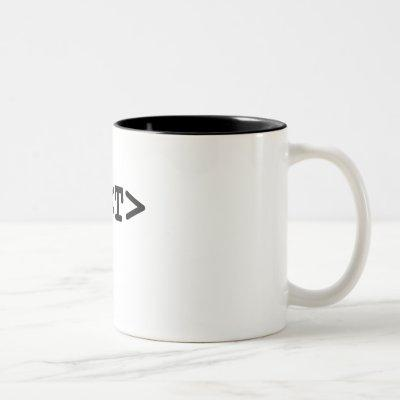 Generic Cup<T> Two-Tone Coffee Mug