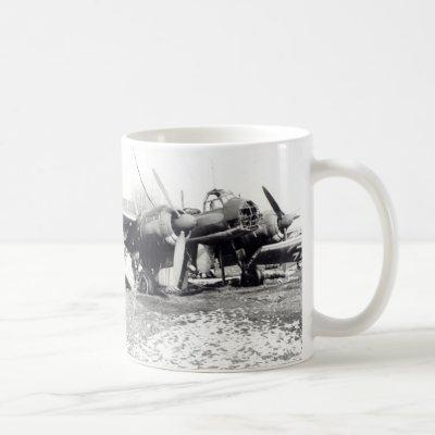 German Aircraft 2 Coffee Mug