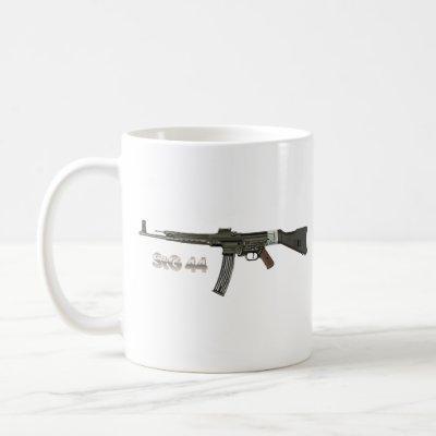German Assault Rifle StG 44 Coffee Mug