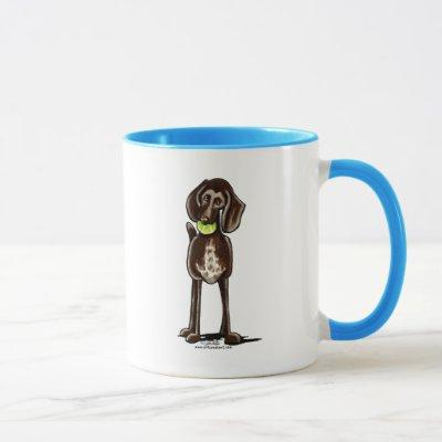 German Shorthaired Pointer Playtime Mug