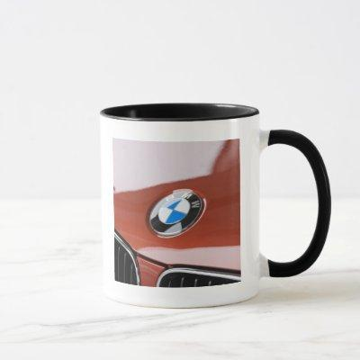 Germany, Bayern-Bavaria, Munich. BMW Welt Car 2 Mug