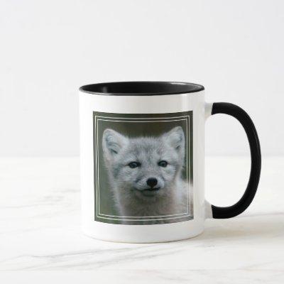 Getty Images | Arctic Fox Kit Mug