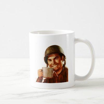 GI Cuppa Joe Coffee Mug