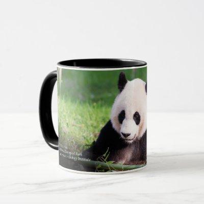 Giant Panda Mei Xiang Mug