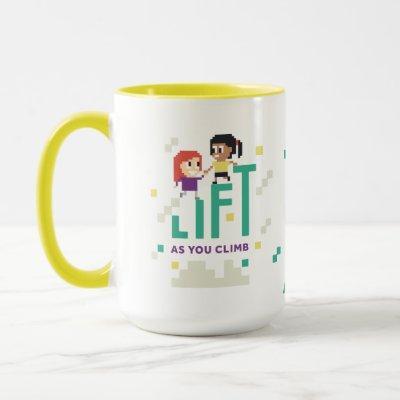 Girl Geek X: Lift as You Climb 15oz Mug