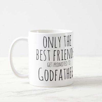 godfather friend . best coffee mug