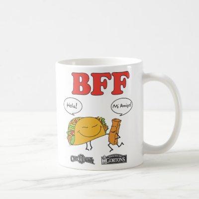 Gorton's & Ortega BFF Mug