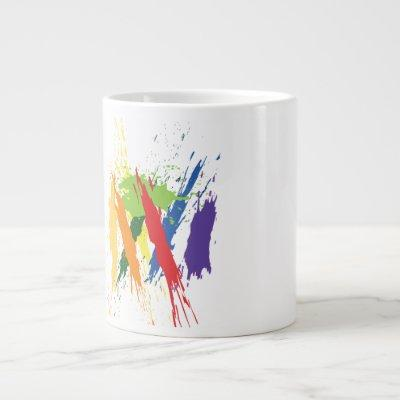 GPCR Art Mug