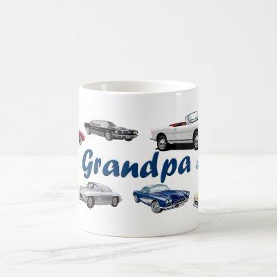 Grandpa Car Mug