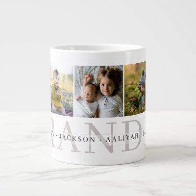 Grandpa Personalized Photo Mug