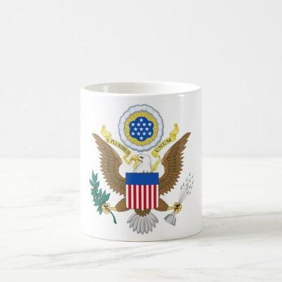 Great seal of the United States Coffee Mug