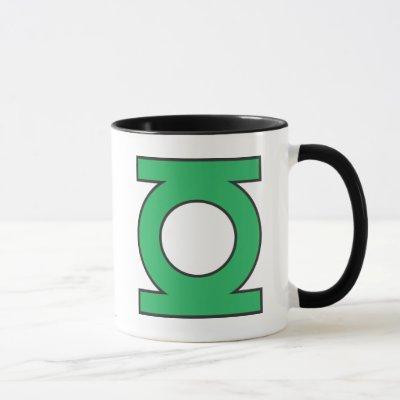 Green Lantern Symbol Mug