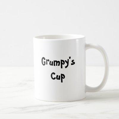 Grumpy'sCup Coffee Mug