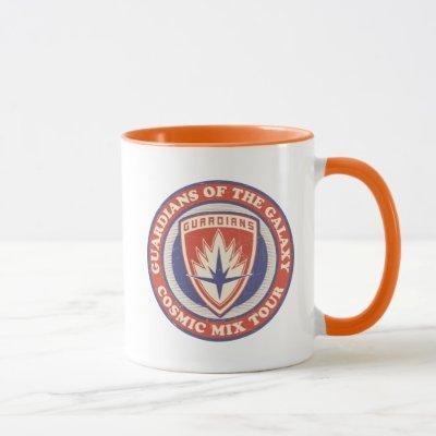 Guardians of the Galaxy | Cosmic Mix Tour Badge Mug