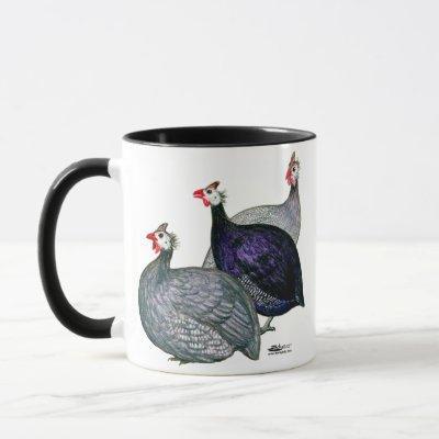 Guineas Three Mug