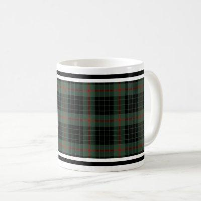 Gunn Clan Tartan Coffee Mug