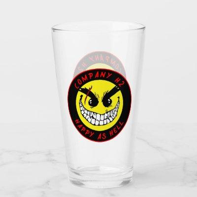H2 Glass Cup