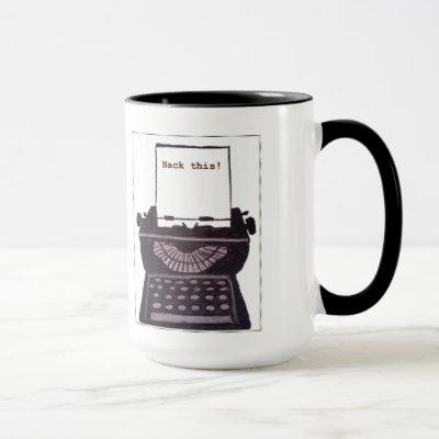Hack This! Coffee Mug