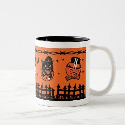 Halloween Vintage Fantasy Mug
