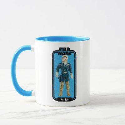 Han Solo Action Figure Mug