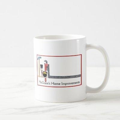 Handyman Tools Coffee Mug