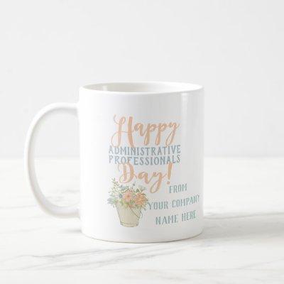 Happy Administrative Professional's Day Gift Coffee Mug