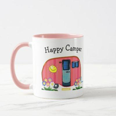 Happy Camper Combo Coffee Mug